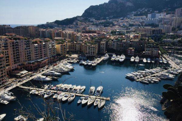 Monako lipiec 2018